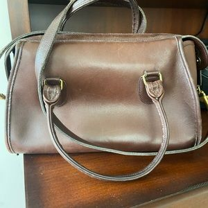 Coach Broadway Madison Brown Doctors Bag